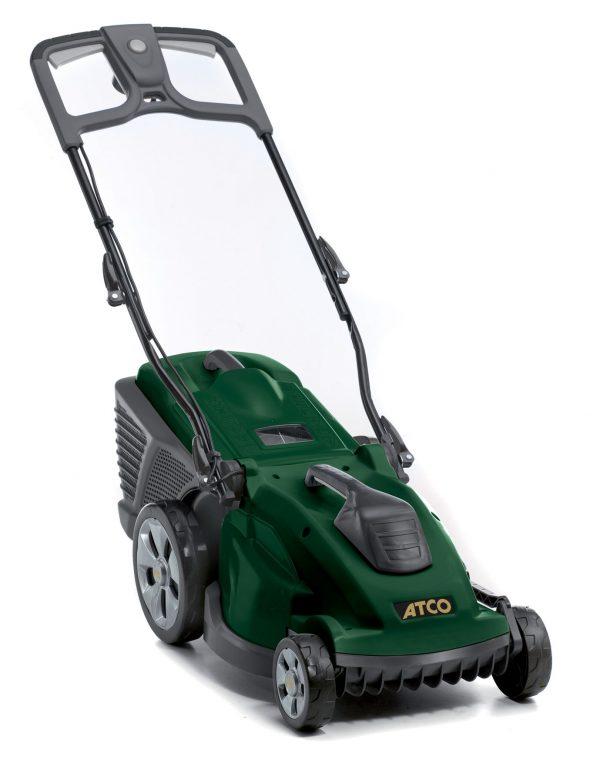 """ATCO 15E 38cm (15"""") Rear Roller 1600 Watt Electric Lawnmower-0"""