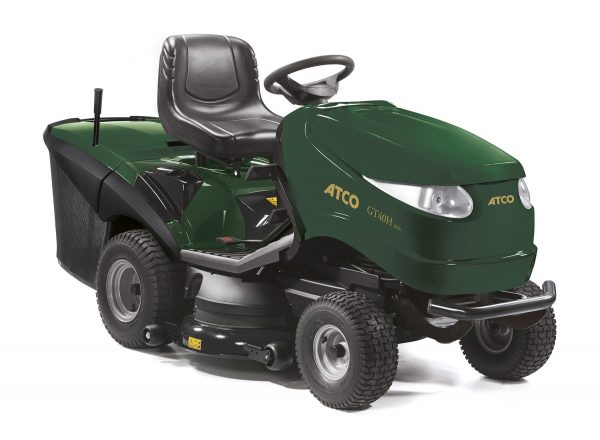 ATCO 102CM GT 40H TWIN LAWN TRACTOR-0