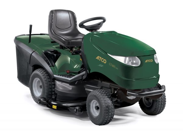 ATCO 122CM GT 48H TWIN LAWN TRACTOR-0
