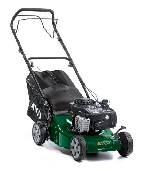 "ATCO Quattro 16S 41cm (16"") Self-propelled Petrol Lawnmower-0"