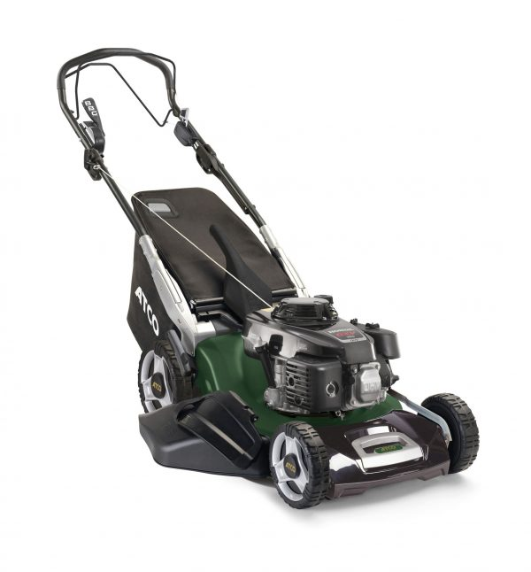 "ATCO QUATTRO 22SH BBC 53cm (21"") SELF-PROPELLED LAWNMOWER-0"
