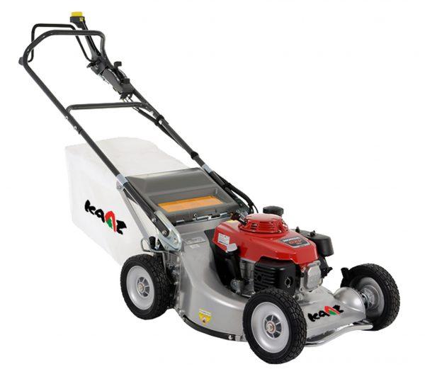 "Kaaz LM5360HXA Pro 53cm (21"") Self Propelled Petrol Lawn Mower-0"