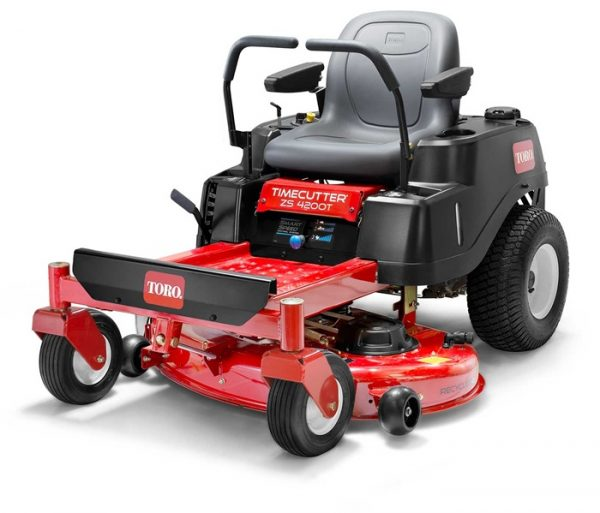 Toro TimeCutter ZS 4200 T Ride-on Lawn Mower-0
