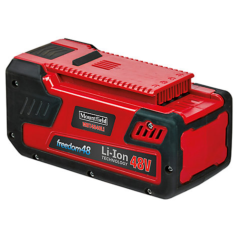 Mountfield Freedom48 MBT4840LI 48 Volt 4Ah Lithium Ion Battery-0