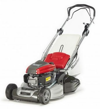 "Mountfield SP555R V 53cm (21"") Petrol Lawn Mower-0"