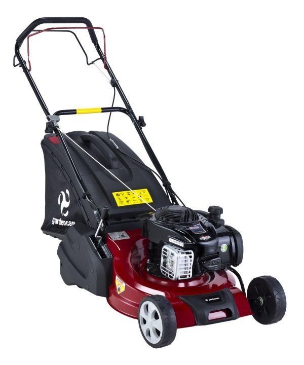"""Gardencare LM46SPR 46cm (18"""") Petrol rear roller Lawn Mower-0"""