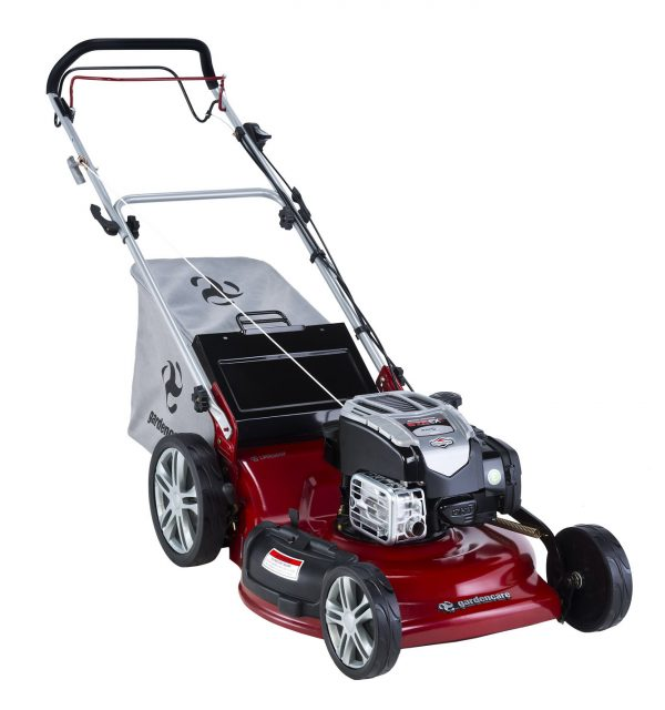 "GARDENCARE LMX56SP 56cm (22"") 3-in-1 SELF PROPELLED LAWNMOWER-0"