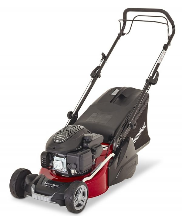 Mountfield S421R PD 41CM Self-Propelled Rear Roller Lawnmower-0